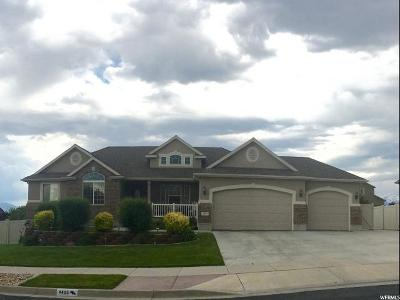 West Valley City Single Family Home For Sale: 4465 W Vista Montana Way
