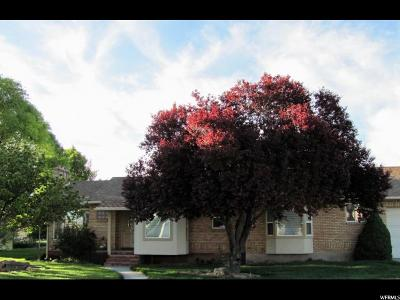 Single Family Home For Sale: 148 W 100 N
