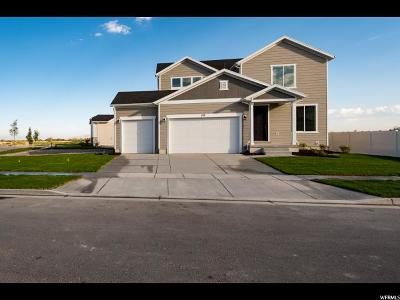 Stansbury Park Single Family Home For Sale: 152 W Box Creek Dr #211