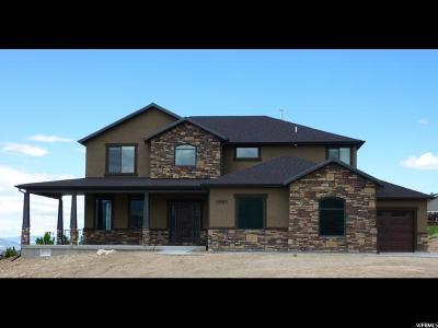 North Logan Single Family Home For Sale: 1885 E 3100 N