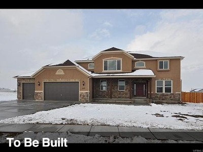 West Valley City Single Family Home For Sale: 6553 W Sunrise Ridge Ct