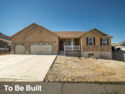 West Valley City Single Family Home For Sale: 6567 W Sunrise Ridge Ct