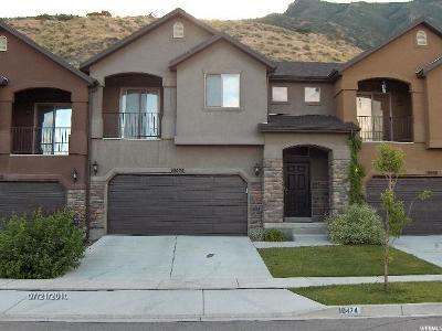 Cedar Hills Townhouse For Sale: 10474 N Sage Vista Ln