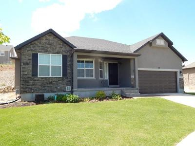 Elk Ridge UT Single Family Home For Sale: $341,000