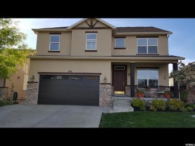 Draper Single Family Home For Sale: 1791 E Lone Oak Dr S