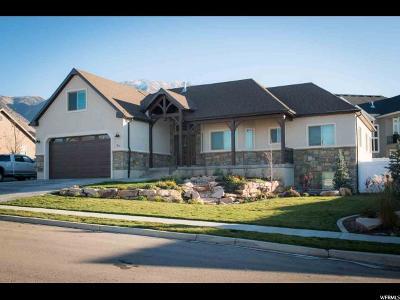 Salem Single Family Home For Sale: 342 E 1000 S