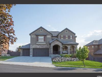 Lehi Single Family Home For Sale: 2133 Shadow Wood Dr