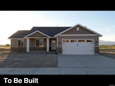 Grantsville Single Family Home For Sale: 691 E Cherry St S