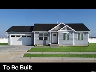 Grantsville Single Family Home For Sale: 246 S Dusky Dr E #209