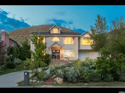 Salt Lake City Single Family Home For Sale: 975 E North Bonneville Dr