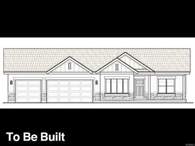 Grantsville Single Family Home For Sale: 624 E Chan Dr S #121