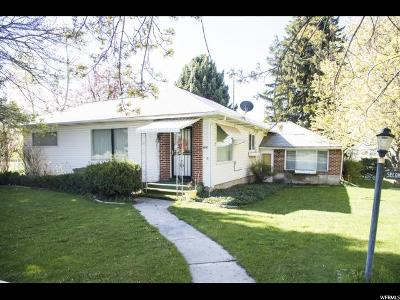 Cove Single Family Home For Sale: 1040 E High Creek Rd N