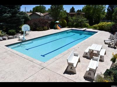Orem Single Family Home For Sale: 617 W 1475 N