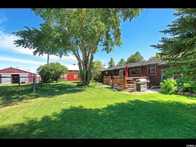 Park City Single Family Home For Sale: 4615 N 400 W