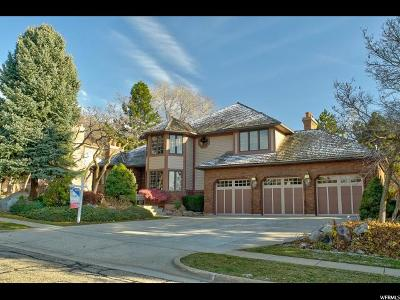 Ogden Single Family Home For Sale: 5108 S Iroquois Way