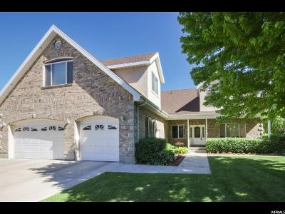 Orem Single Family Home For Sale: 1213 E 1130 N