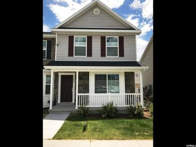 Price UT Townhouse Sold: $157,000