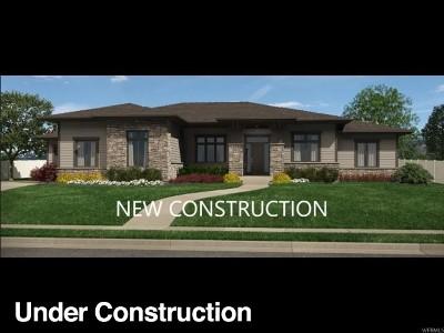 West Valley City Single Family Home For Sale: 3676 S Rowan Cv #126