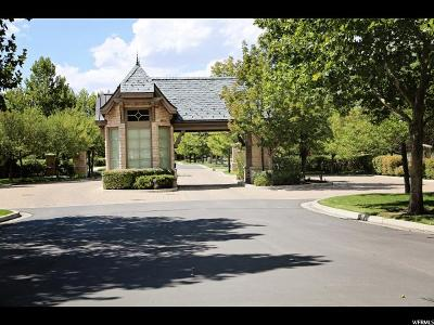 Provo Residential Lots & Land For Sale: 164 W Stone Gate Ln