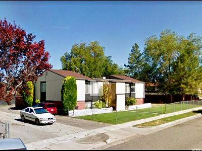 West Valley City Multi Family Home For Sale: 3247 S 4180 W