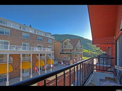 Park City Condo For Sale: 1385 Lowell Ave #306