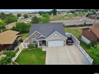Price UT Single Family Home For Sale: $290,000