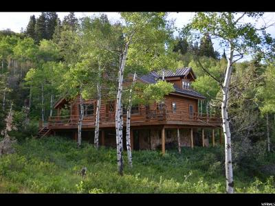 Park City Single Family Home For Sale: 1053 W Upper Cove Rd #67