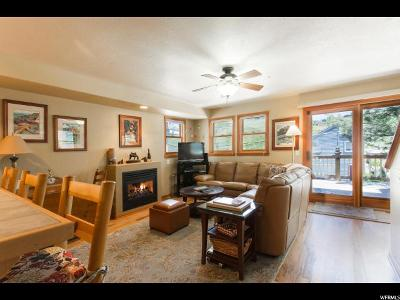 Park City Single Family Home For Sale: 961 Norfolk Ave