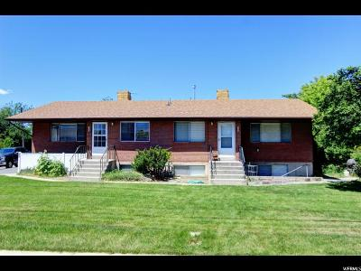 American Fork Multi Family Home For Sale: 320 S 500 E #2