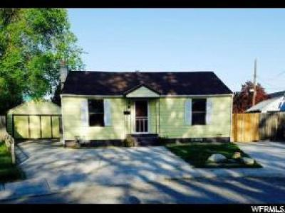 American Fork Single Family Home For Sale: 98 Roosevelt Ave