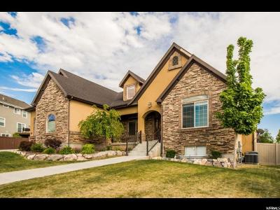 Lehi Single Family Home For Sale: 5068 N Ravencrest Ln W