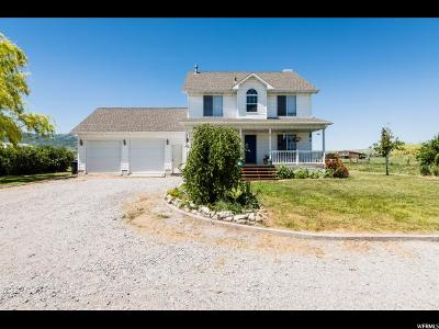 Petersboro Single Family Home For Sale: 6180 W 1400 N