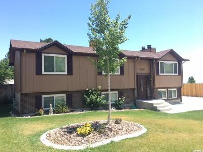Price UT Single Family Home For Sale: $164,900