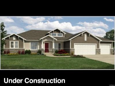 Grantsville Single Family Home For Sale: 765 E Sunset Rd #703