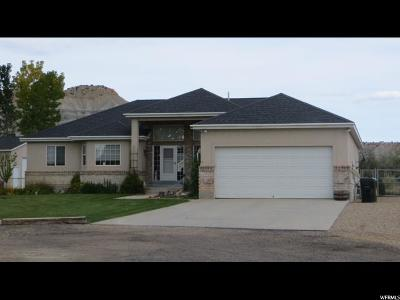 Spring Glen Single Family Home For Sale: 1590 W 3800 N
