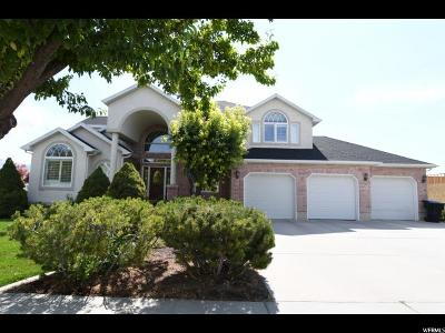 Tremonton Single Family Home For Sale: 580 E David Dr