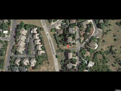 Cottonwood Heights Residential Lots & Land For Sale: 9032 Kings Hill Pl