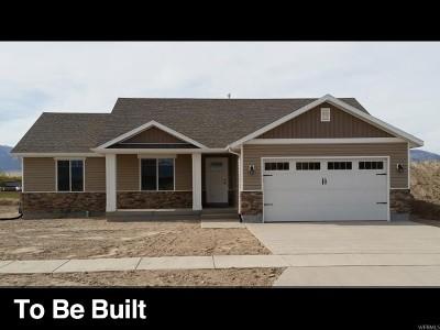 Grantsville Single Family Home For Sale: 539 S Chan Dr E
