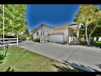 Grantsville Single Family Home For Sale: 288 S 800 E