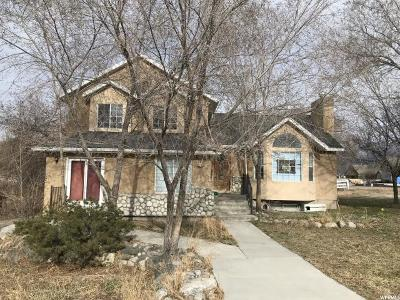 Riverton Single Family Home For Sale: 13583 S Redwood Rd W