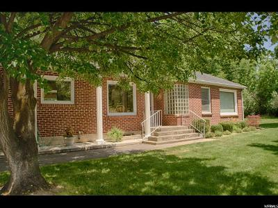 River Heights Single Family Home For Sale: 513 River Heights Blvd.
