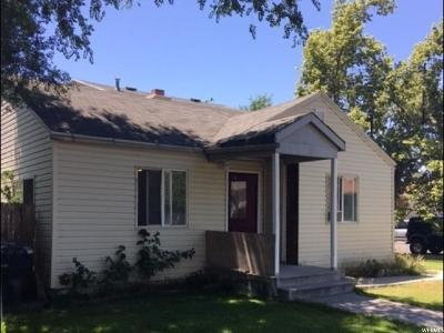 Orem Single Family Home For Sale: 95 W 700 N