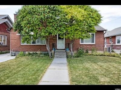 Tremonton Single Family Home For Sale: 259 N 100 W