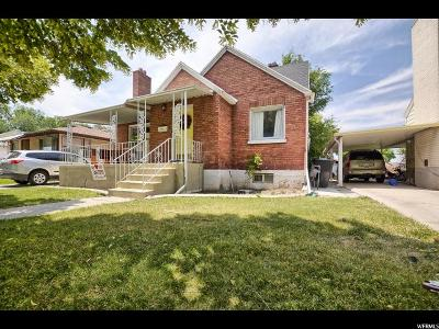 Tremonton Single Family Home For Sale: 360 S 100 W