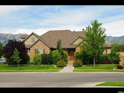 Orem UT Single Family Home For Sale: $494,999