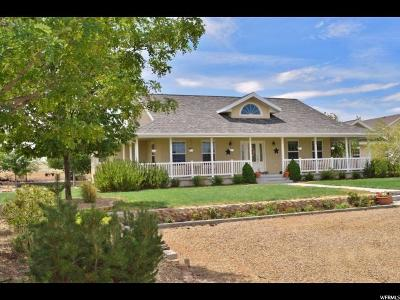 Price UT Single Family Home For Sale: $350,000