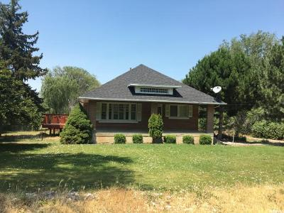 Perry Single Family Home For Sale: 2840 S 1000 W
