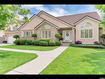 Orem Single Family Home For Sale: 960 N 1530 E