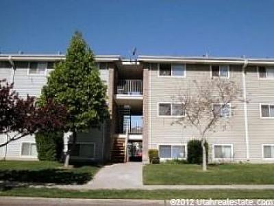 Salt Lake City UT Condo For Sale: $79,000