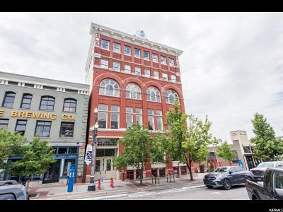 Salt Lake City Condo For Sale: 159 W 300 S #101